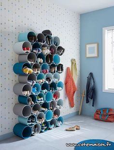 Photo: ✔ how to store your #shoes