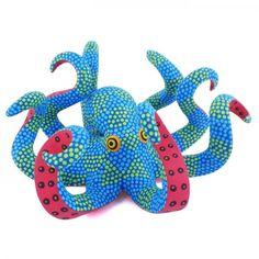 Saul Aragon Octopus