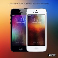Stunning Grunge wallpapers designed by Jack Wassiliauskas now available!
