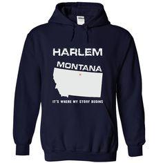 [Hot tshirt name ideas] Harlem Montana Discount Hot Hoodies, Tee Shirts