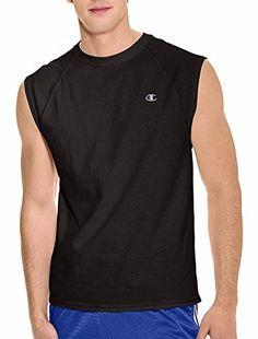 Champion Men's Jersey Cap-Sleeve Muscle T-Shirt  http://www.allmenstyle.com/champion-mens-jersey-cap-sleeve-muscle-t-shirt/
