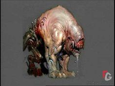 Demonic Artwork | Pinky Demon Art Properties
