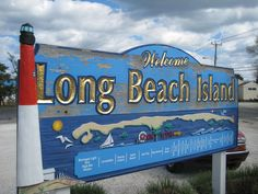 Long Beach Island (LBI), New Jersey - My family's summer vacation spot for years & years. Great memories! :)