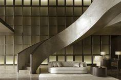 Maçka Residences Interior Design by Armani / Casa