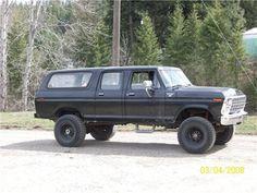 Ford Crew Cab Bronco