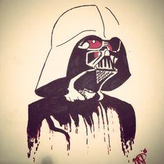 Darth Vader. #epic #vader #draw