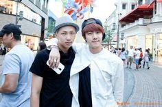 Fanfic / Fanfiction de Bangtan Boys (BTS) - You're mine- Namjin - Capítulo 8 - Namjin is strong