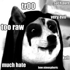 black metal meme - Google Search