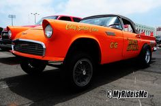 Thunderbird Gasser Ford Mustang Coupe, S Car, Drag Racing, Buick, Daydream, Muscle Cars, Mercury, Cod, Hot Rods