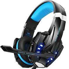 BENGOO G9000 Stereo Gaming Headset for PS4, PC, Xbox One ...