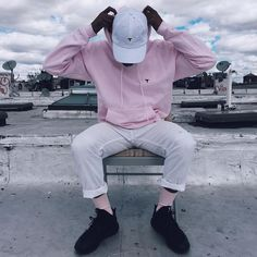 Fancy - Pink Uzi Hoody by Maybe Today NYC