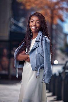 YSI AMBASSADOR: Lesedi Sekele