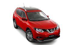 2016 Nissan X-Trail Red