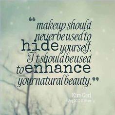 Quotes On Beauty Make Up Cosmetics Heartfelt Quotes Beauty