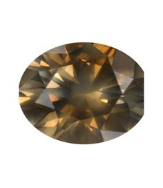 2.01 Carat Fancy Dark Brown Greenish Yellow Radiant Diamond