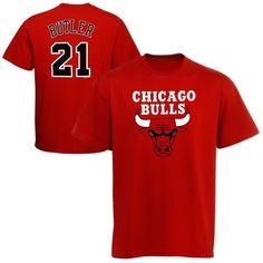 Chicago Bulls Short Sleeve Tee