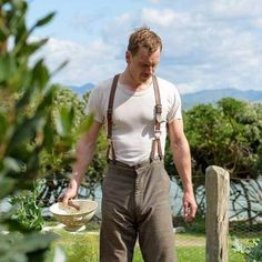 The light between oceans #michaelfassbender