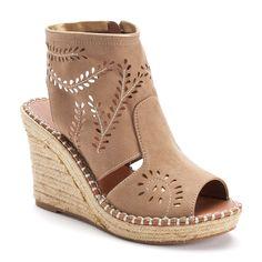 fe0513d1393acf sugar Hope Women s Espadrille Wedge Sandals Womens Espadrilles Wedges