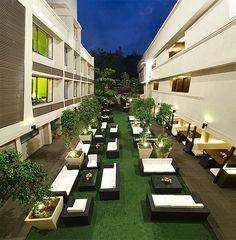 BISO Restaurant Lawn View @ Citrus Lonavla