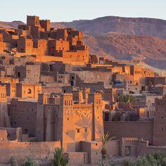 Ait Ben Haddou (Marruecos)-Los 40 lugares más maravillosos del Continente Africano en 80 imágenes