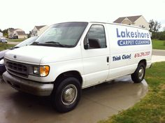 ('03) Prochem 405 New Condition with 1,080 hrs./Ford E-250 Van - For sale