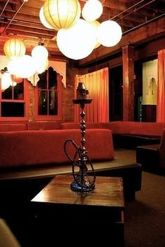 Aaaah, NOLA hookah bar. Just what I needed. And right on my usual hotel's street too haha. How have I missed this?!