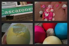Mommy's Wish List: How to make Cascarones. (Kid's Easter Craft Project)