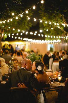 Wedding PR, Wedding Public Relations, WEdding Marketing Expert, autumn wedding, September wedding ideas, blush peonies, LA Arboretum and Garden, wildflowers, herbs, cream bridesmaid dresses, outdoor wedding ceremony ideas, hanging lights, clover, dandilion greens