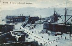 Rijeka / Fiume - 1920-tih - porto