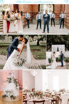 Sharon-Hugo Venue 1902 Wedding Wedding Mood Board, Wedding Blog, Our Wedding, Inspiration Boards, Wedding Inspiration, Preservation Hall, Congratulations And Best Wishes, Beautiful Wedding Venues, Real Couples