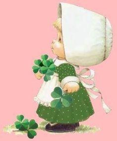 St Patrick's Photo Card - Imagez St Patricks Day Cards, Saint Patricks, Happy St Patty's Day, Erin Go Bragh, Irish Culture, Irish Girls, Holly Hobbie, St Paddys Day, Luck Of The Irish