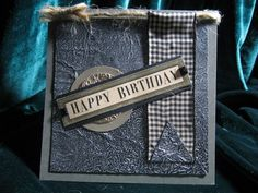 Birthday Card  for  men or boys #151 | JanKCardDesigns - Cards on ArtFire