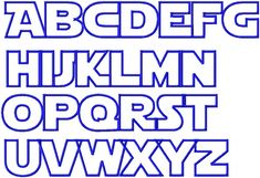 alphabet in star wars font - Avast Yahoo Image Search results