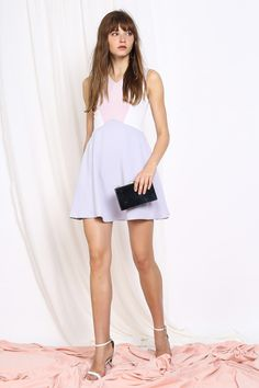 GABRIELLA COLOURBLOCK WORK DRESS Dresses For Work, Fashion, Moda, Fashion Styles, Fashion Illustrations