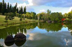 El Jardín Botánico Nacional de Santo Domingo