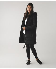cold as fluff parka  | women's outerwear               | lululemon athletica