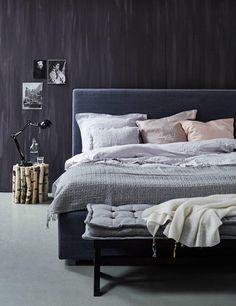 vt wonen | bedroom-wall is interesting
