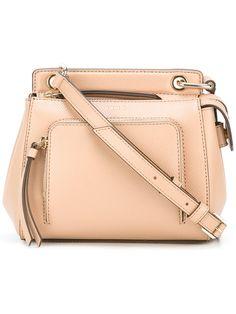 DKNY plain shoulder bag