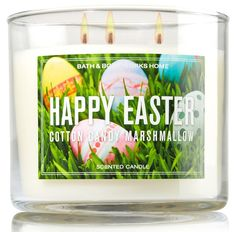Bath-Body-Works-Happy-Easter-Cotton-Candy-Marshmallow-Candle.jpg (610×600)