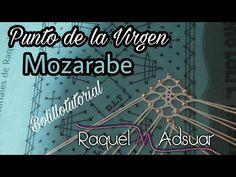 "021 Fondo ""Trena Vella"". Curso Completo Encaje de Bolillos - Tutorial Raquel M. Adsuar Bolillotuber - YouTube"