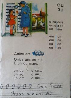 vintage ABC Romanian Language, My Memory, Vintage Books, My Childhood, Children, Kids, Nostalgia, Parenting, Memories