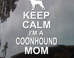 Popular items for funny dog on Etsy Baby Dogs, Doggies, Treeing Walker Coonhound, Dog Products, Hound Dog, Dog Mom, Shirt Ideas, Funny Dogs, Annie