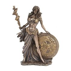 This is one of my favorites on Wiccan Supplies, Witchcraft Supplies & Pagan Supplies Experts-Eclectic Artisans: Standing Frigga Statue