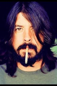 Dave Grohl of Foo Fighters Most Beautiful Man, Beautiful People, Foo Fighters Nirvana, Foo Fighters Dave Grohl, Rock Legends, Star Wars, Van Halen, Indie Music, Celebs
