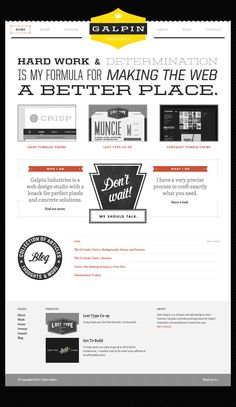 Galpin Industries — Web Agency http://galp.in