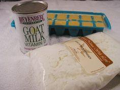 Making Soap | How to Make Goat's Milk Soap - Goat's Milk Soap Recipe