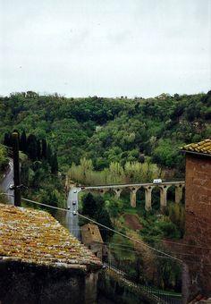 Sorano, Grosseto, Tuscany, Italy