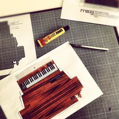 Work in Progress: Tribute to Moog