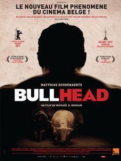 Bullhead est un film de Michael R. Roskam avec Matthias Schoenaerts, Jeroen Perceval. Synopsis : Jacky est issu d'une importante famille d'agriculteurs et d'engraisseurs du sud du Limbourg. A 33 ans, il apparaît comme un être renfermé et imprévisi