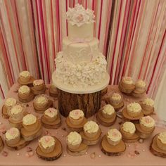 Cake and cupcake display set  available to buy! https://www.etsy.com/uk/?ref=hdr